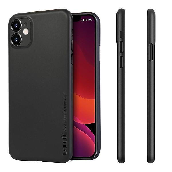 Ốp lưng Memumi siêu mỏng 0.3 mm cho Apple iPhone 11 6.1 – Hàng nhập khẩu