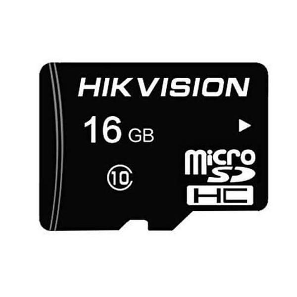 Thẻ Nhớ 16G Hikvision C1 Class 10 – Thẻ Nhớ Micro SD Dành Cho Điện Thoại và Camera