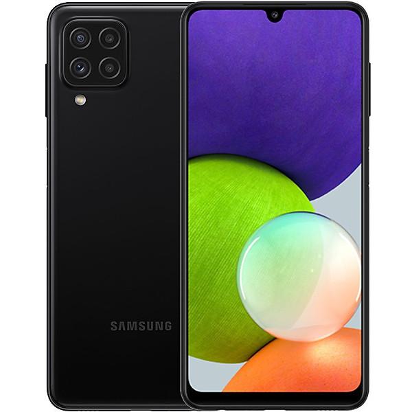 Điện thoại Samsung Galaxy A22 LTE (6GB/128GB) –  Hàng Chính Hãng