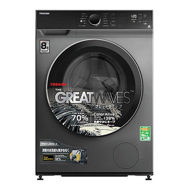 Máy giặt cửa trước Toshiba inverter 8.5kg TW-BK95M4V(SK)
