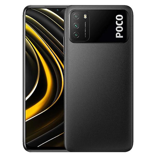 Điện thoại Xiaomi POCO M3 (6GB/64GB)-  Hàng Chính Hãng