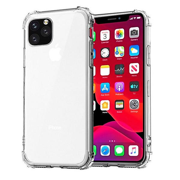 Ốp Trong Suốt Chống Sốc Dành Cho iPhone