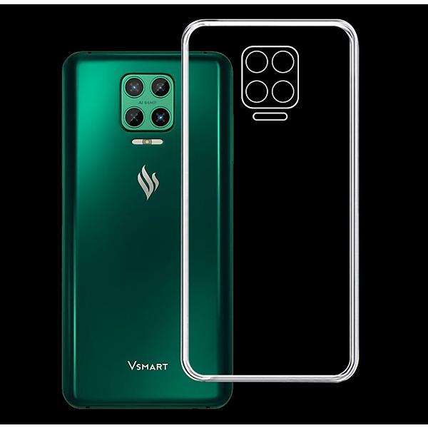 Ốp lưng cho điện thoại VSMART ARIS – 01320 – Ốp dẻo trong suốt, ôm khít, bảo vệ điện thoại – Hàng Chính Hãng