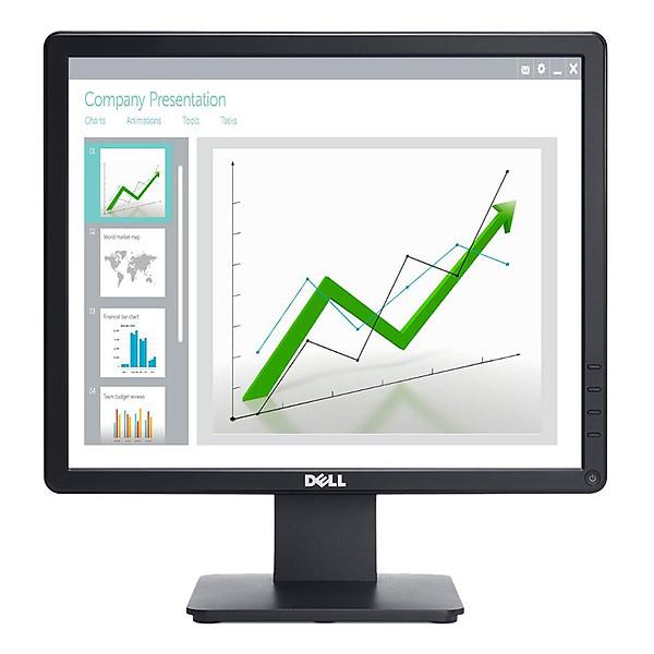 Màn Hình Dell E1715S 17inch HD 5ms 60Hz TN – Hàng Chính Hãng