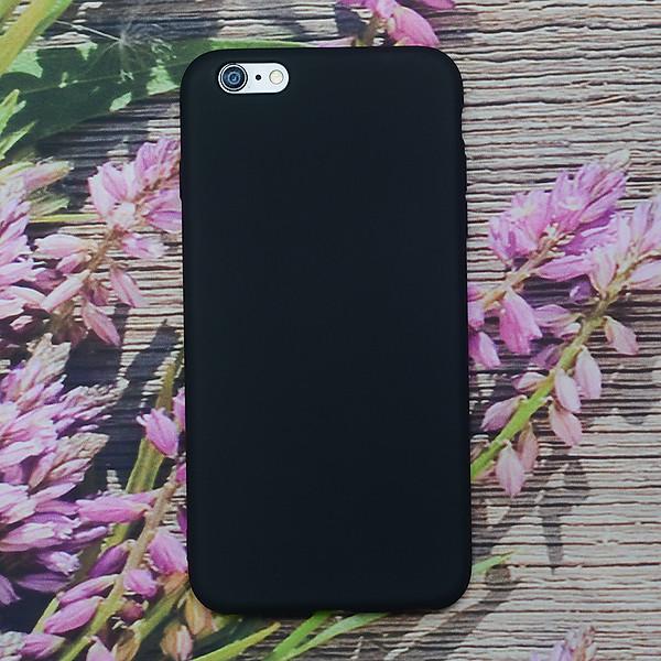 Ốp lưng silicon dẻo màu dành cho điện thoại Iphone 6/ 6S/ 6Plus/ 6S Plus/ 7/ 7 Plus/ 8/ 8 Plus/ X/ XS Max/ XR – Ốp chống bẩn, chống bám vân tay