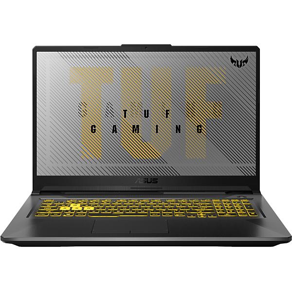 Laptop Asus TUF Gaming A17 FA706IH-HX180T (AMD R5-4600H/ 8GB DDR4 3200MHz/ 512GB SSD M.2 PCIE G3X2/ 17.3 FHD IPS, 144Hz/ Win10) – Hàng Chính Hãng