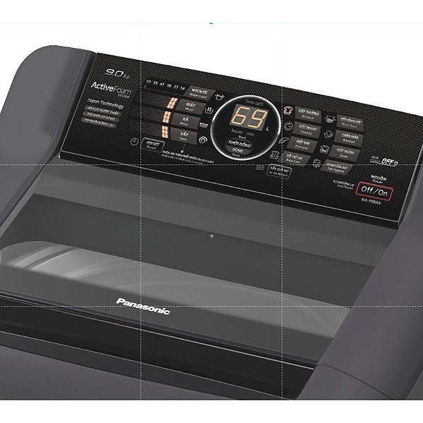 Máy giặt Panasonic 9.0 kg NA-F90A4BRV