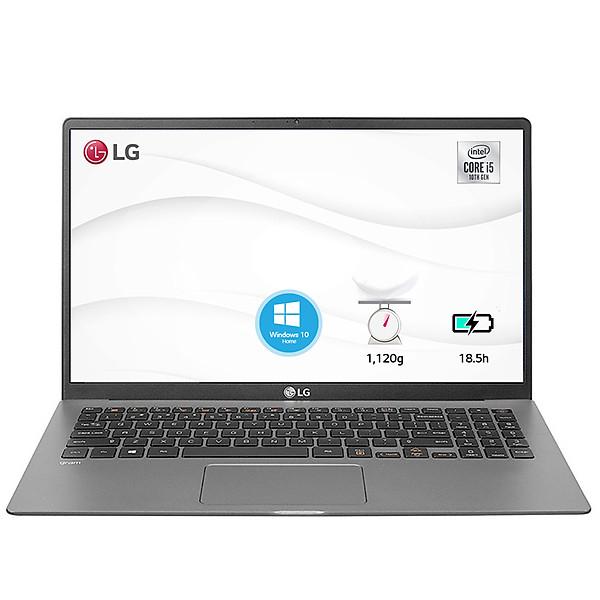 Laptop LG Gram 2020 15Z90N-V.AR55A5 (Core i5-1035G7/ 8GB/ 512GB NVMe/ 15 FHD IPS/ Win10 Home Standard/ Silver) – Hàng Chính Hãng