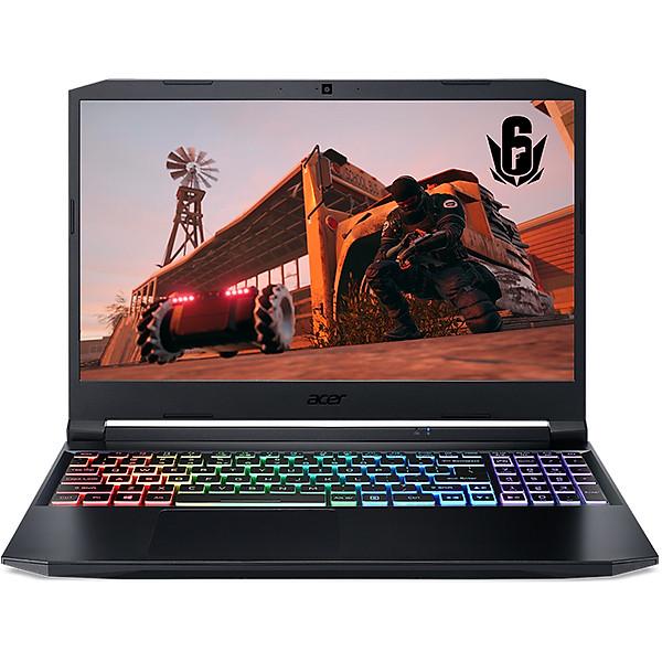 Laptop Acer Nitro 5 AN515-45-R0B6 NH.QBCSV.001 (AMD R7-5800H/ 8GB DDR4 3200MHz/ 512GB SSD M.2 PCIE/ RTX 3060 6GB GDDR6/ 15.6 FHD IPS, 144Hz/ Win10) – Hàng Chính Hãng