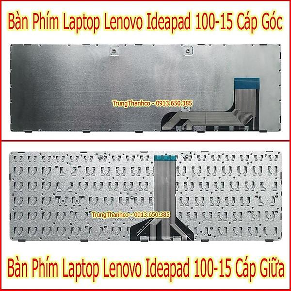Bàn Phím dành cho Laptop Lenovo Ideapad 100-15