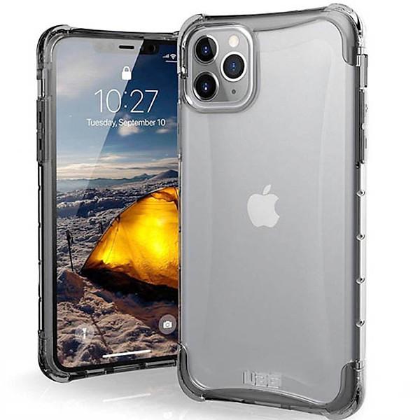 Ốp Lưng Điện Thoại Trong Suốt Có Viền Chống Sốc, Bảo Vệ Mặt Lưng, Màn Hình, Camera Cho iPhone 6 7 8 PLUS X XS XR 11 PRO MAX – DT042