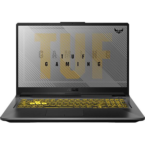 Laptop ASUS TUF Gaming A17 FA706IU-HX406T (AMD R7-4800H/ 8GB DDR4 3200MHz/ 512GB SSD M.2 PCIE G3X2/ GTX 1660Ti 6GB GDDR6/ 17.3 FHD IPS. 144Hz/ Win10) – Hàng Chính Hãng