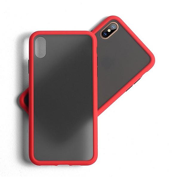 Ốp Chống Sốc Viền Màu Nắp Lưng Mờ Có đủ cho các dòng máy IP 6/6s/6 PLus/6s Plus/7 Plus/8 Plus/X/Xs/Xs Max và đặt biệt hơn có cả ốp cho iPhone 11 Pro Max