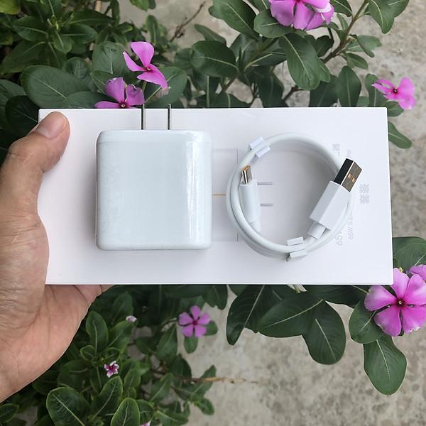 Bộ Củ Cáp Sạc Siêu Nhanh 65W Dành Cho OPPO Find X2 Pro – Reno Ace Và Các Dòng OPPO Đời Cao – Chuẩn USB to TypeC