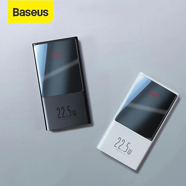 Pin sạc dự phòng siêu nhỏ gọn Baseus Super mini 20.000 mAh 22.5W – Hàng chính hãng
