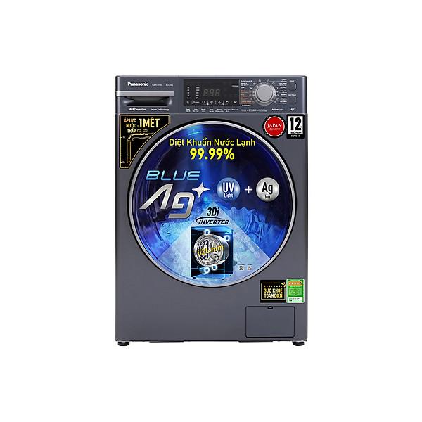 Máy giặt Panasonic Inverter 10.5 Kg NA-V105FX2BV Mới 2020