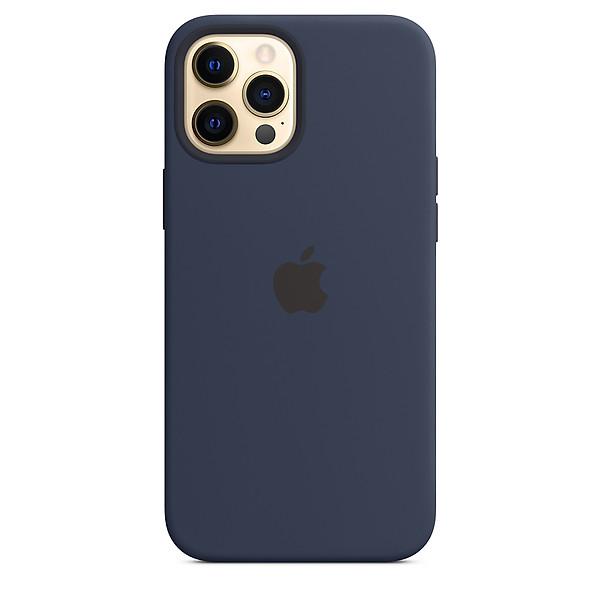 Ốp Lưng Magsafe Apple Silicone Case Dành Cho iPhone 12 mini / iPhone 12 / iPhone 12 Pro / iPhone 12 Promax – Hàng Chính Hãng