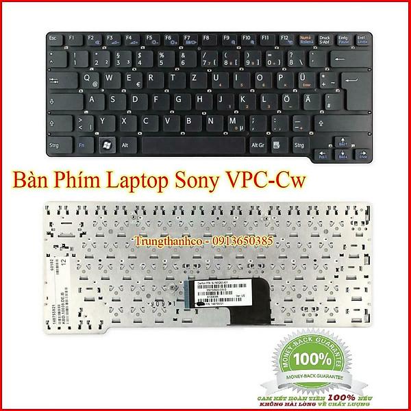 Bàn Phím dành cho Laptop Sony VPC-Cw