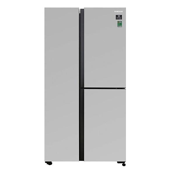Tủ Lạnh Side By Side Inverter Samsung RS63R5571SL/SV (634 lít)