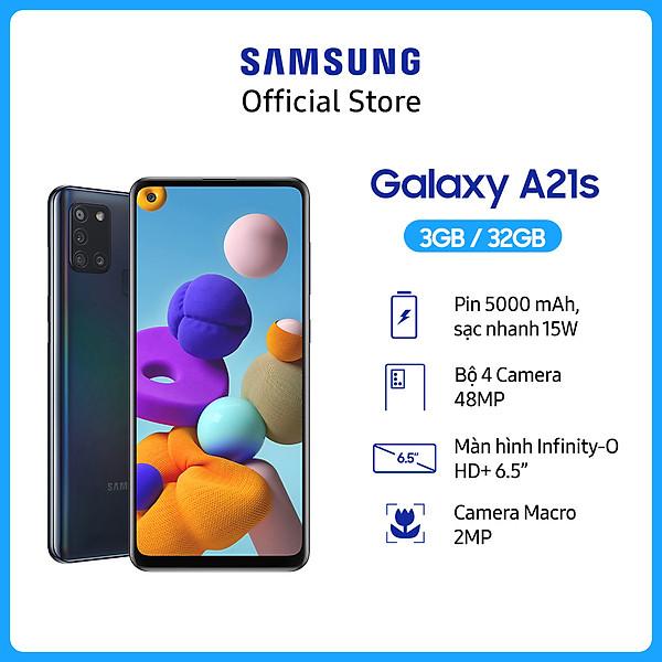 Điện Thoại Samsung Galaxy A21s (6GB/64GB) –  Hàng Chính Hãng