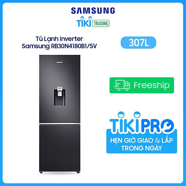 Tủ Lạnh Inverter Samsung RB30N4180B1/SV (307 lít)