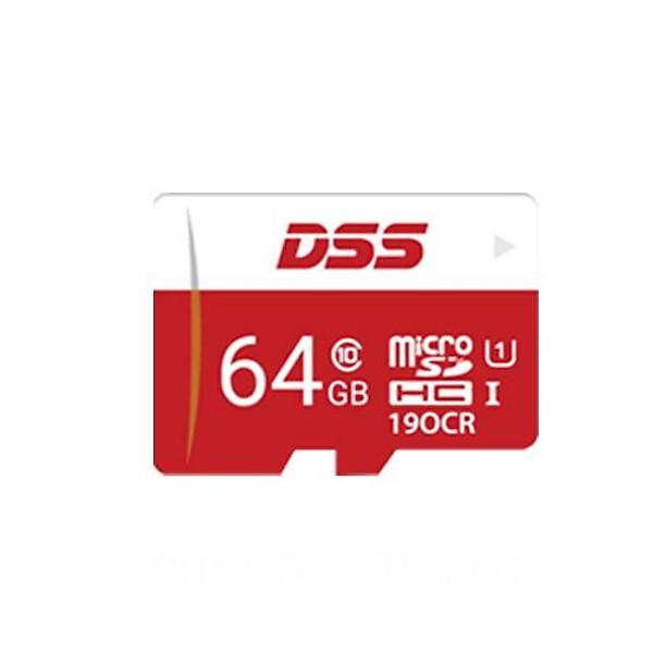 THẺ NHỚ LƯU TRỮ CHUYÊN DÙNG 64GB-DSS DSS-TL64MIC