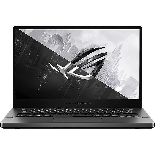 Laptop Asus ROG Zephyrus G14 GA401QE-K2026T (AMD R7-5800HS/ 16GB (8×2) DDR4 3200MHz/ 1TB SSD PCIE G3X4/ GTX 3050Ti 4GB GDDR6/ 14 WQHD IPS, 120Hz/ Win10) – Hàng Chính Hãng