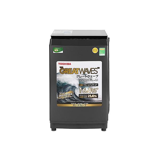 Máy giặt cửa trên Toshiba Inverter 9.0 kg AW-DK1000FV(KK) Model 2020