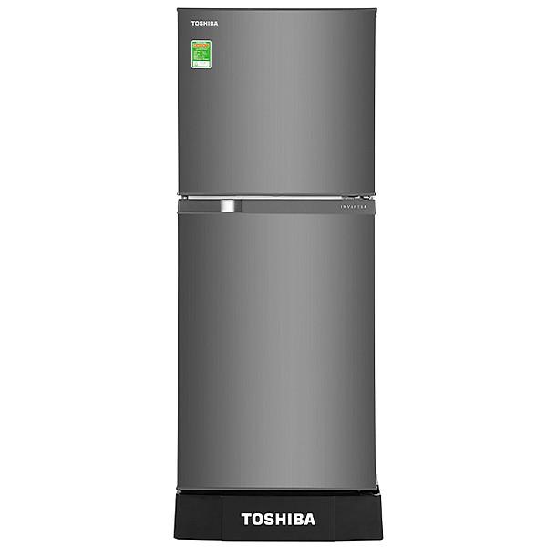 Tủ lạnh Toshiba Inverter 194 lít GR-A25VS(DS1)