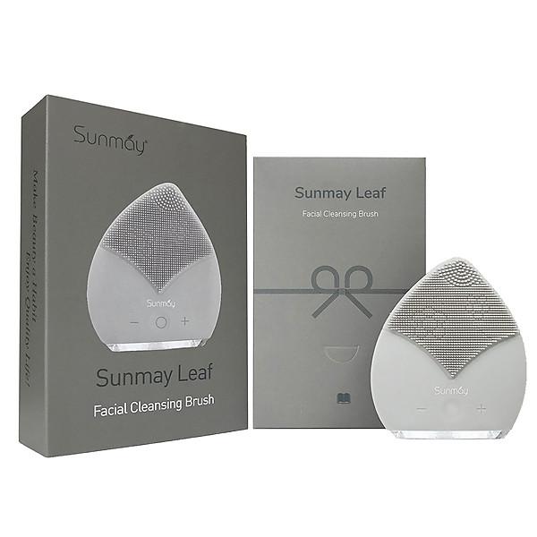 Máy rửa mặt Sunmay Luxury Leaf – Grey