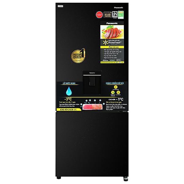 Tủ lạnh Panasonic Inverter 377 lít NR-BX421GPKV – Chỉ giao