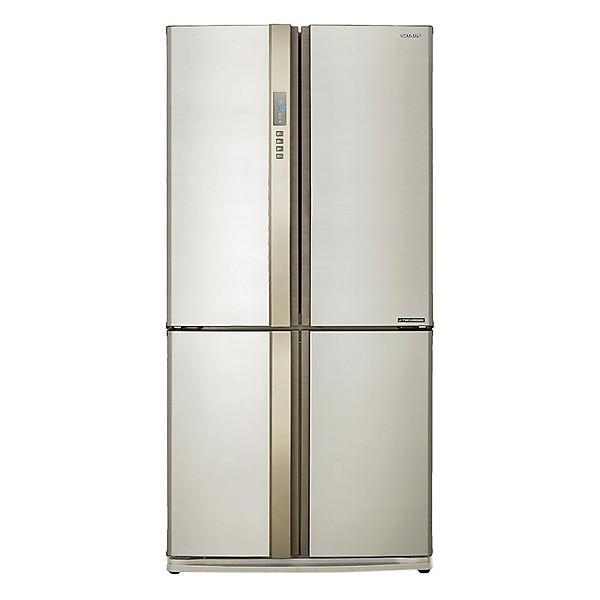 Tủ lạnh Sharp Inverter 556 lít SJ-FX630V-BE