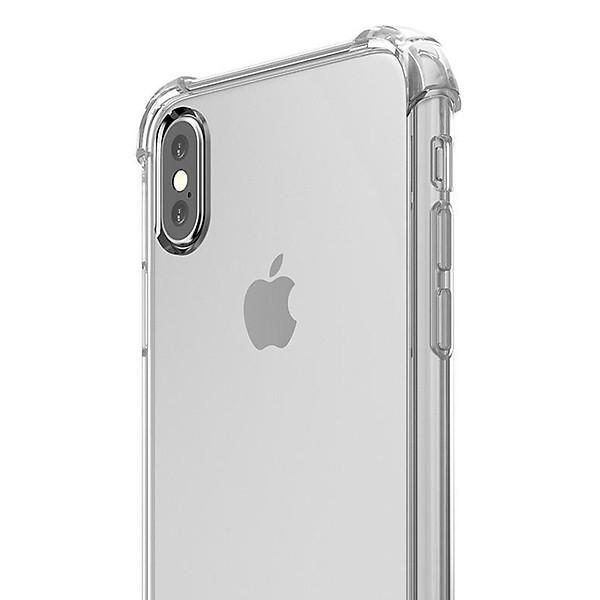 Ốp Lưng Dẻo Chống Sốc Phát Sáng Cho iPhone XS Max Dada (Trong Suốt) – Hàng Chính Hãng
