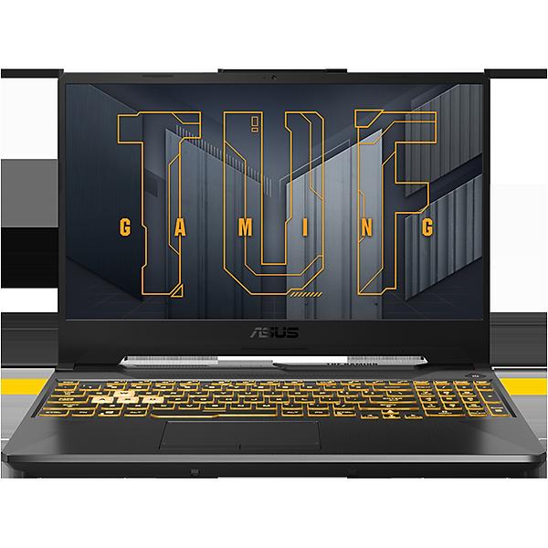 Laptop Asus TUF Gaming F15 FX506HC-HN002T (Core i5-11400H/ 8GB DDR4 2933MHz/ 512GB SSD M.2 PCIE G3X2/ RTX 3050 4GB GDDR6/ 15.6 FHD IPS, 144Hz/ Win10) – Hàng Chính Hãng