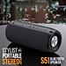 Loa Bluetooth 5.0 Extra Bass Ovleng Zealot S51 - Hàng Chính Hãng - Green Camo-1