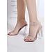 Giày cao gót gót vuông AT026