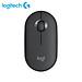 Logitech Pebble Wireless Mouse BT Mouse BT 2.4 GHz USB Receiver Dual Connectivity Slim Optical Computer Mice For Laptop - Black-2
