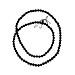 Chuỗi Tràng Hạt Niệm Phật Sừng Trâu Cao Cấp 108 Hạt Đen 8Ly TH01