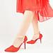 Giày cao gót nữ 9p - FreeShip cho Giày cao gót 9p gót nhọn quai hạt ngọc sang trọng, cao cấp - CGKimTuyen