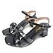 Giày cao gót thời trang SODOHA quai mảnh điệu đà , đế cao 5cm -DB2886