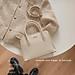 Túi xách nữ cầm tay Micocah 2021 thiết kế dáng vuông, style đơn giản (HSE487) (M400)