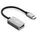 Cáp Chuyển Đổi Type-C Sang USB OTG Ugreen - Đen