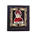 thumb Bookmark gỗ nam châm Frida Kahlo