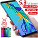 5.8Inches P33Pro Smart Mobile Phone 4G+64G Android 8.1 Air Distance Gesture Bluetooth 2.0 Phone - red - European regulations-2