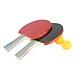 thumb Bộ 2 vợt bóng bàn chính hãng Aolikes tặng kèm 3 bóng cao cấp