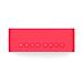 Loa Bluetooth Mặt Gương Kiêm Đồng Hồ Báo Thức BT506 V5.0 - Có Khe Cắm Thẻ Nhớ - Đỏ-1