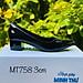 [ Shop giày somina ] Giày VIP xẻ tim gót 3cm MT758
