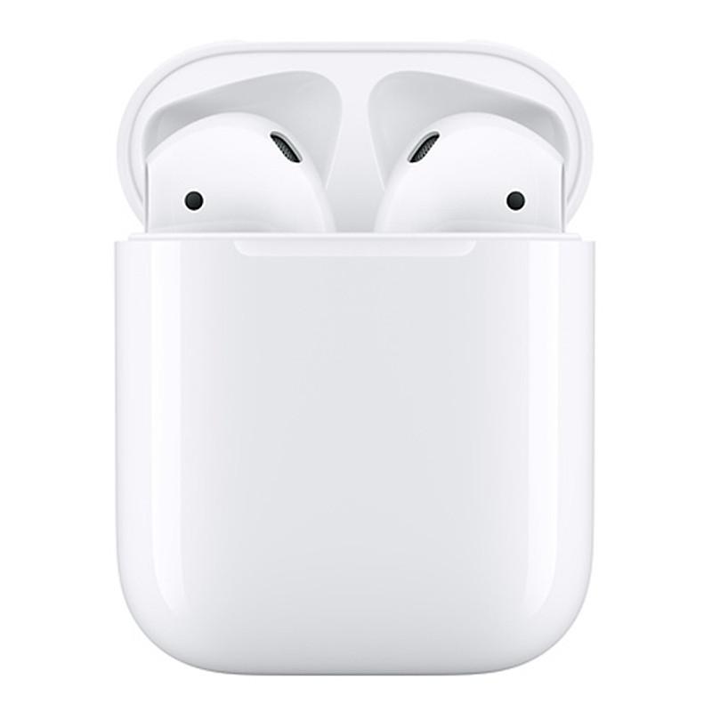 Tai Nghe Bluetooth Apple AirPods 2 True Wireless - MV7N2 (Hộp Sạc Thường) - Hàng Nhập Khẩu