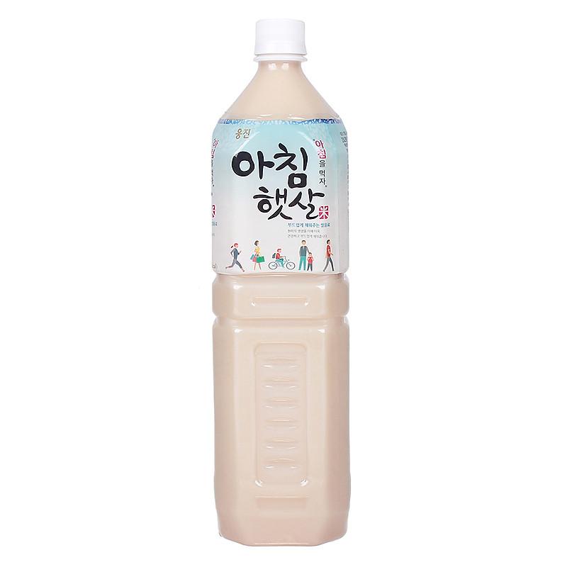 Nước gạo WOONGJIN 1.5L x1 Chai