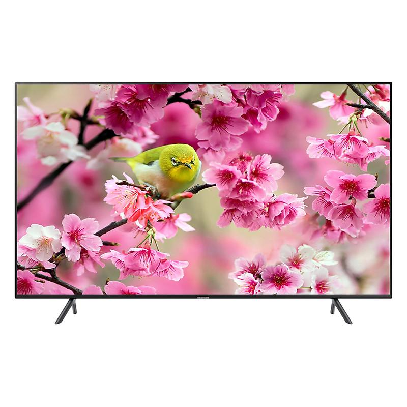 Smart Tivi Samsung 43 inch 4K UHD UA43RU7200KXXV - Hàng chính hãng